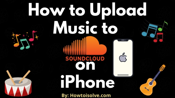 How to Upload Music to SoundCloud on iPhone