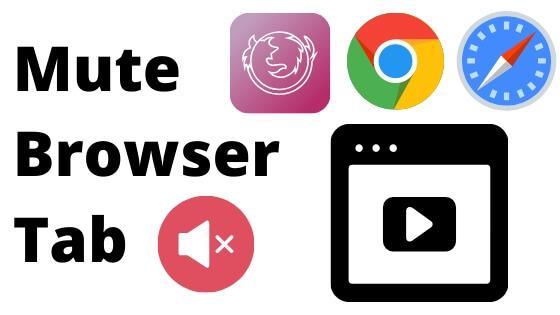 Mute Browser Tab