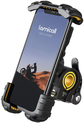 Lamicall-Tech Bicycle Bike Holder Mount for Apple iPod Touch