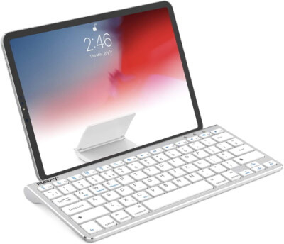 iPad Keyboard Dock with Stand