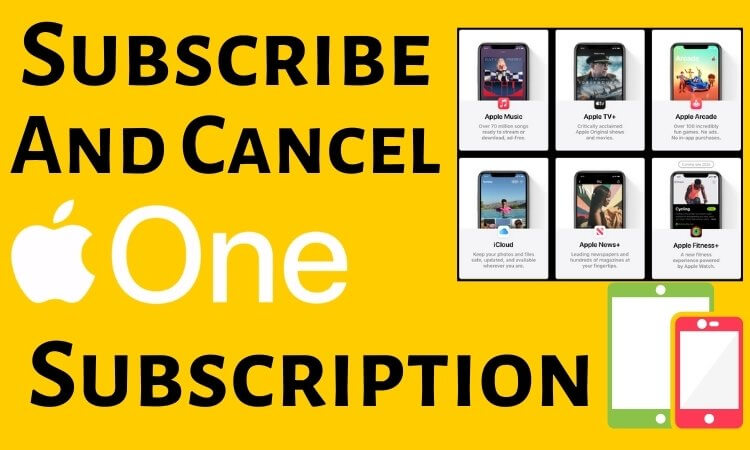 Subscribe and Cancel Apple One Subscriptions on iPhone and iPad