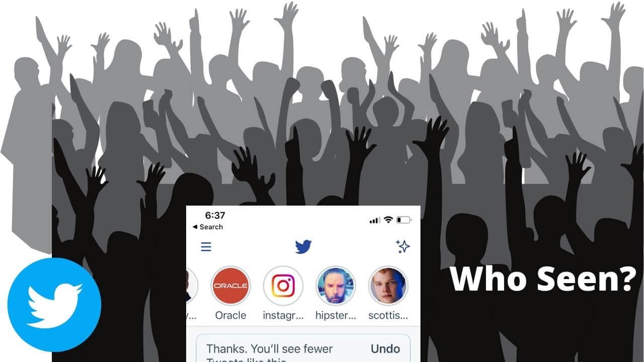 Who Seen twitter fleets on Twitter app (1)