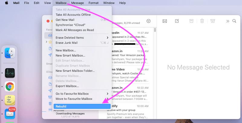 Вариант восстановления на Mac
