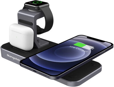 Mangotek Wireless Charging Dock