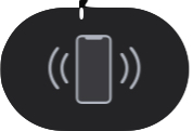 Ping iPhone from Apple Watch icon