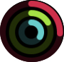 Target looking activity ring on Apple Watch