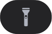 Torch icon on Apple Watch control center