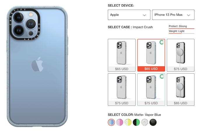 Casetify Custom iPhone 13 Pro Max case